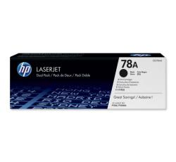 Cartus toner HP CE278AD dual pack original