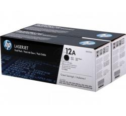 Cartus toner HP Q2612AD Dual Pack original